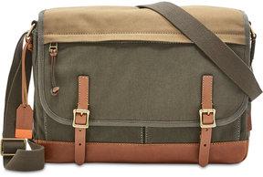 Fossil Men's Defender Messenger Bag
