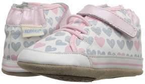 Robeez Cali High Top Mini Shoez Girls Shoes