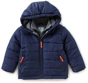 Class Club Little Boys 2T-7 Puffer Parka Jacket