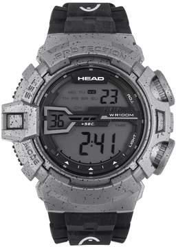 Head Men's Half Pipe Two Tone Digital Chronograph Watch - HE-106-04