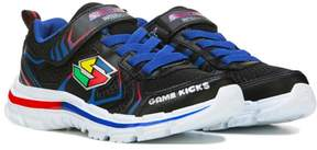 Skechers Kids' Nitrate Game Kicks Sneaker Preschool