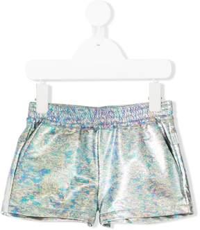 Little Marc Jacobs iridescent shorts