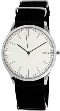 Skagen Men's Jorn SKW6363 Black Nylon Quartz Fashion Watch