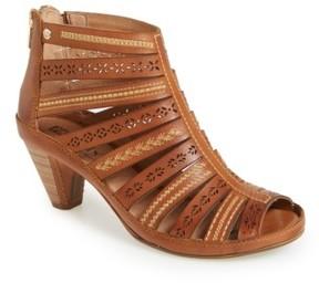PIKOLINOS Women's 'Java' Leather Gladiator Sandal