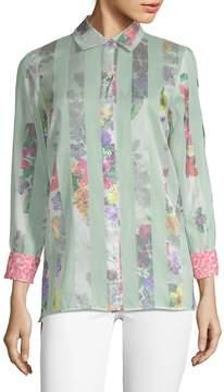 Robert Graham Women's Lahaina Button-Down Shirt