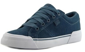 DC Danni Se Women Round Toe Synthetic Blue Sneakers.