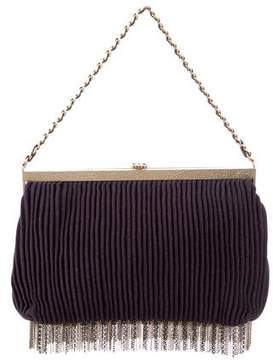 Chanel Jersey Evening Bag