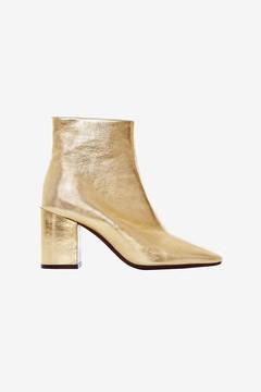 Anine Bing Jane Boots Gold