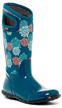 Bogs Hampton Pom Pon Waterproof Rain Boot