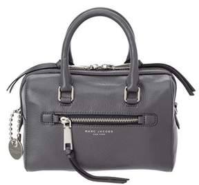 Marc Jacobs Recruit Small Leather Bauletto. - SHADOW - STYLE