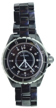 Chanel J12 Black Ceramic and Steel 42mm Watch