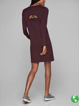 Athleta Crossover Sweatshirt Dress