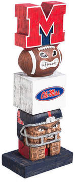 Evergreen Ole Miss Rebels Tiki Totem
