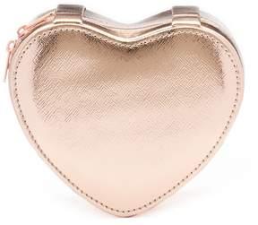 Lauren Conrad Heart Jewelry Pouch