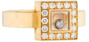 Chopard Happy Diamond Square Ring
