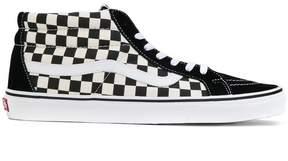 Vans checked sneakers
