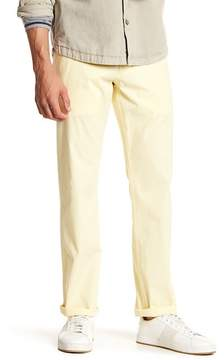 Dockers Alpha Canary Yellow Tapered Khakis - 30-34\ Inseam