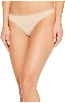 Calvin Klein Underwear Sculpted Thong Panty Women's Underwear