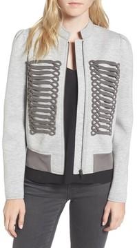 Chelsea28 Women's Military Bomber Jacket