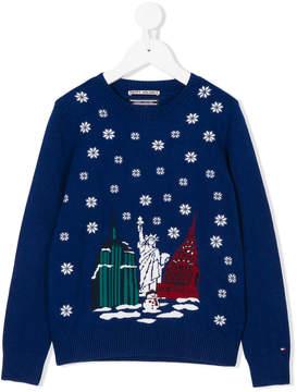 Tommy Hilfiger Junior New York sweater