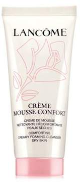 Lancome Creme Mousse Confort Comforting Creamy Foaming Cleanser- 2.03 oz.