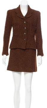 Chanel Vintage Skirt Suit