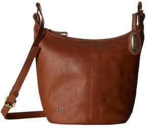 Børn Plymouth Distressed Bucket Hobo Handbags