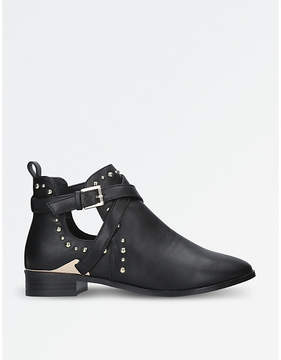 Miss KG Seb cutout ankle boots