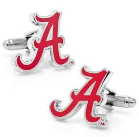 NCAA Alabama Crimson Tide Cuff Links