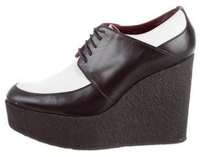 Celine Oxbridge Platform Oxfords