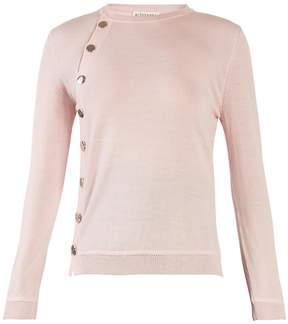 Altuzarra Minamoto button-through wool sweater