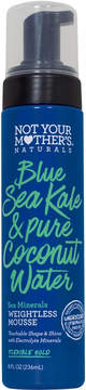 Not Your Mother's Blue Sea Kale & Pure Coconut Water Sea Minerals Weightless Mousse