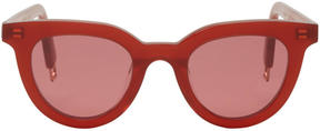 Gentle Monster Red Tilda Swinton Edition Eye Eye Sunglasses