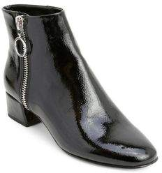 Dolce Vita Jaxx Patent Leather Booties