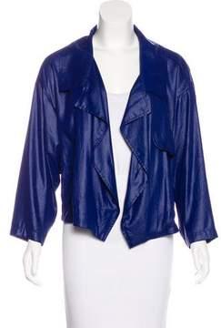 Barbara Bui Lightweight Open-Front Jacket
