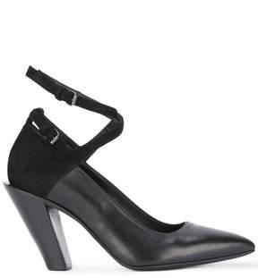 A.F.Vandevorst ankle strap pumps