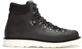 Diemme Roccia Vet lace-up waxed-suede boots