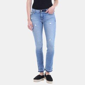 RtA Curtis Straight Leg Jeans in Instinct wash