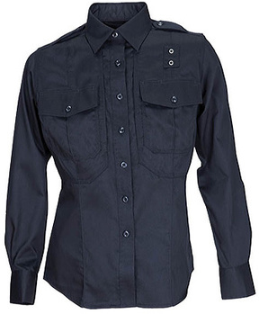 5.11 Tactical Women's B Class Taclite PDU Long Sleeve Shirt