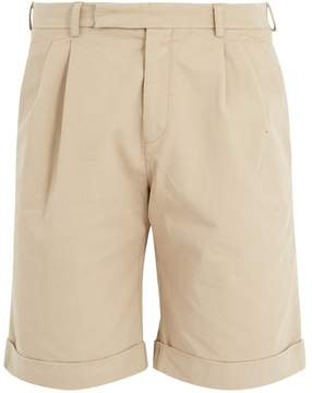 J.W.Anderson Mid-rise tailored shorts