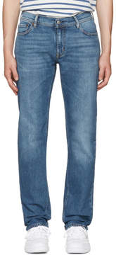 Acne Studios Blue North Jeans