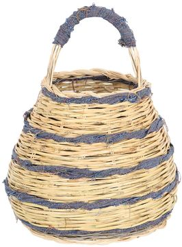 Eligo - Large Zafferano Straw Basket
