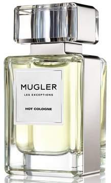 Thierry Mugler Les Exceptions By Hot Cologne Eau De Parfum Refillable Spray