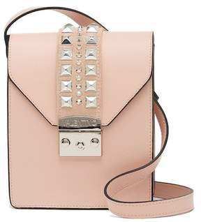 Mario Valentino Valentino By Bridgette Leather Crossbody Bag