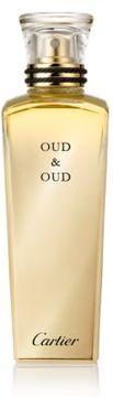 Cartier Les Heures Voyageuses Oud & Oud Spray/2.5 oz.