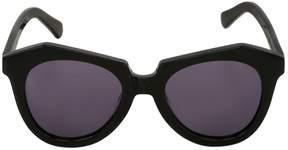 Karen Walker Number One Geometric Acetate Sunglasses