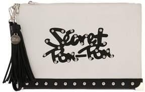 Secret Pon Pon SECRET PON-PON Clutch Shoulder Bag Women Secret Pon-pon