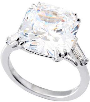 FANTASIA Radiant Cut Cubic Zirconia Ring