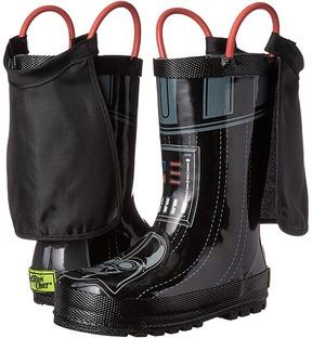 Western Chief Star Wars Darth Vader Rain Boot Boys Shoes