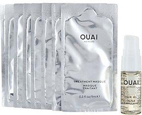 Ouai Treatment Masque and Travel Hair Oil